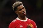 Hai ngôi sao quan trọng của Man Utd nguy cơ vắng mặt ở trận Liverpool