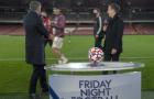 Tân binh Arsenal khiến Carragher muối mặt trên sóng truyền hình