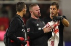 Rooney ghi bàn đẳng cấp rồi đổ máu trong chiến thắng của DC United