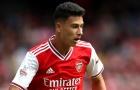 Gabriel chỉ tên 2 người đồng đội anh thân thiết như hình với bóng ở Arsenal