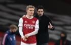 Mikel Arteta chỉ ra 2 thủ lĩnh trong đội hình Arsenal