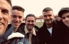 CHÍNH THỨC: Cựu danh thủ M.U từ giã tuyển Anh, chuẩn bị tái ngộ Beckham