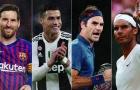 Nadal: 'Đừng so sánh tôi và Federer với Ronaldo và Messi'