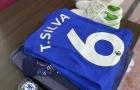 Vợ Silva nhận 'bão like' với thông điệp gửi Chelsea