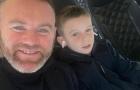 Wayne Rooney và con trai bay đến Ba Lan cổ vũ M.U