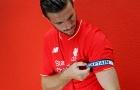 'Cảm ơn cậu vì đã gia nhập Liverpool'