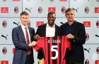CHÍNH THỨC: Sau Giroud, Milan đón tân binh tiếp theo