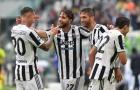 Juventus thắng trận đầu trên sân nhà, vươn lên thứ 8 Serie A