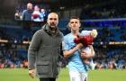 Guardiola đã chặn đường rời Man City của Phil Foden như thế nào?