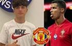 6 điều bạn cần biết về cái tên mê Ronaldo từ nhỏ mà Man Utd sắp có