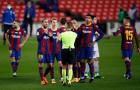 Barca lại mất điểm, Oscar Mingueza nói 1 lời về cuộc đua vô địch