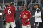 Bị phạm lỗi vẫn không từ bỏ, sao Man Utd thể hiện phẩm chất chiến binh