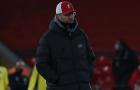 Gục ngã trước Man Utd, Jurgen Klopp nối dài 6 năm bi kịch
