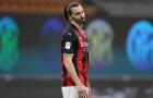 Stefano Pioli hé lộ, Ibrahimovic làm một điều sau khi hóa 'tội đồ'