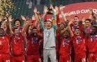 Bayern Munich và những điều thú vị về cú ăn sáu kỳ vĩ