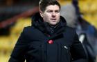 Steven Gerrard nhận thẻ đỏ cay đắng trong ngày Rangers thắng trận