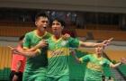 Sanna Khánh Hòa vào chung kết futsal Đông Nam Á 2017