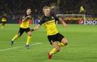 Erling Haaland bùng nổ, Dortmund đánh gục PSG trên đất Đức