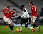 10 thống kê khủng Fulham 1-2 M.U: Đỉnh cao Quỷ đỏ, lần đầu của Fernandes!