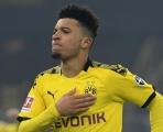 Chỉ cần một bàn thắng, 'máy chạy' Bundesliga khiến Man Utd quên đi Jadon Sancho
