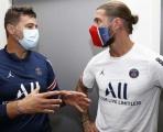 PSG ngậm đắng vì Ramos