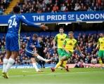 Phải chăng trận đại thắng Norwich sẽ mở ra một cuộc cách mạng trên hàng công Chelsea?