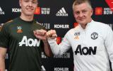 XONG! Man United ký hợp đồng thành công 'tương lai' khung gỗ