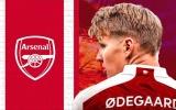 Vì sao Arsenal 'thèm khát' Odegaard?