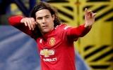 Rất chóng vánh, Cavani xác định bến đỗ mới sau khi chia tay Man Utd