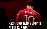 XONG! Man Utd gặp tổn thất lớn sau trận thắng Liverpool
