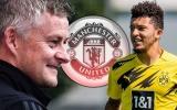 Cập nhật bất ngờ vụ Sancho tới Man Utd