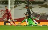 Alisson cứu thua xuất thần, Man Utd chia điểm đáng tiếc tại Anfield