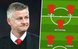 Binh hùng tướng mạnh, Man United dùng đội hình nào trước Fulham?