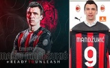 Lời nguyền số 9 ở AC Milan: Mandzukic sẽ hóa giải hay đi vào bước xe đổ?