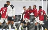 'Người hùng' Pogba giúp Man Utd đòi lại ngôi đầu bảng Premier League