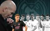9 nạn nhân của Zidane tại Real Madrid: 'Tấm chiếu mới' Odegaard nhập hội
