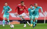 TRỰC TIẾP Man Utd 0-0 Liverpool (Hiệp 1): Greenwood đe dọa khung thành Alisson