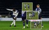 Ndombele biến 2 hậu vệ Wycombe thành gã hề, giúp Spurs thắng đậm