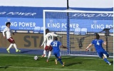 TRỰC TIẾP Leicester City 1-3 Arsenal: Thế trận chậm rãi (H2)