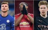 Top 10 ngôi sao phung phí cơ hội nhất Premier League: Bất ngờ De Bruyne, 'Thánh lốp' tái xuất