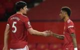 Rashford 'bật' luôn Maguire: Man Utd đáng sợ đang trở lại