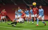 TRỰC TIẾP Man City - Man Utd: Martial đá chính