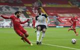 TRỰC TIẾP Liverpool 0-0 Fulham: Salah thiếu may mắn (H1)