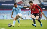 TRỰC TIẾP Man City 0-1 Man Utd (KT H1): Chủ nhà bế tắc
