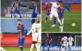 5 điểm nhấn Real 2-1 Barca: Dấu hỏi Messi; Sai lầm chí mạng