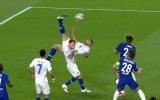 Siêu phẩm phút cuối, Chelsea 'run rẩy' vào bán kết Champions League