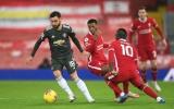 TRỰC TIẾP Man Utd vs Liverpool: The Kop nếm 'trái đắng'?