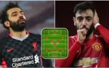 Đội hình xuất sắc nhất Premier League theo GMS: 'Vắng bóng' De Bruyne, Man Utd có ai?