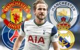 5 bến đỗ lý tưởng dành cho Harry Kane nếu rời Tottenham mùa Hè này
