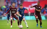 TRỰC TIẾP Chelsea 0-0 Leicester City: Chủ nhà áp đảo (H1)